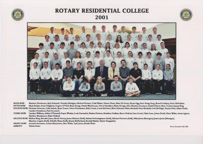 RRC 2001